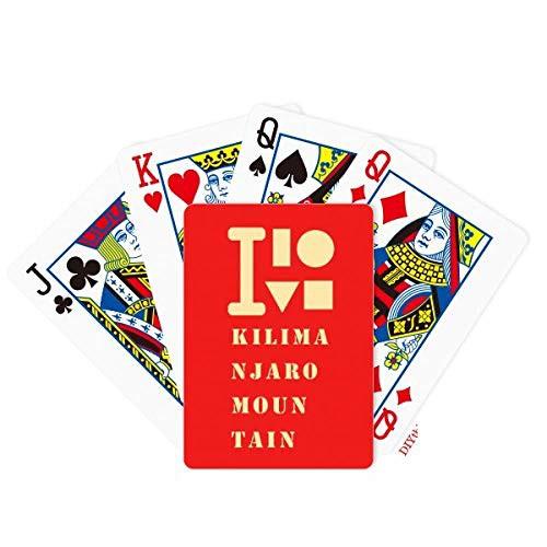 海外カードゲームKilimanjaro Mountain Poker Pla...