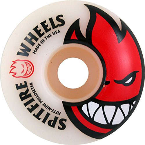 ウィールSpitfire Bighead 63mm Skateboard Wheel...