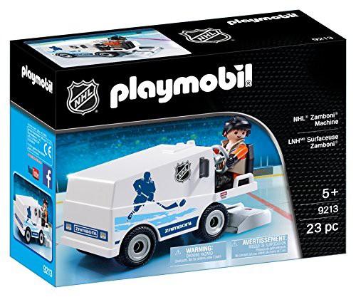 プレイモービルPLAYMOBIL 9213 NHL Zamboni Machi...