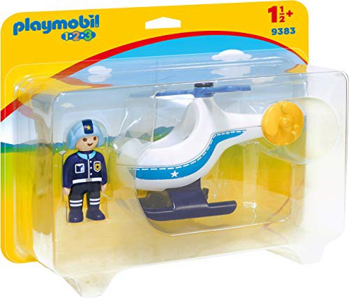 プレイモービルPLAYMOBIL Police Coptered