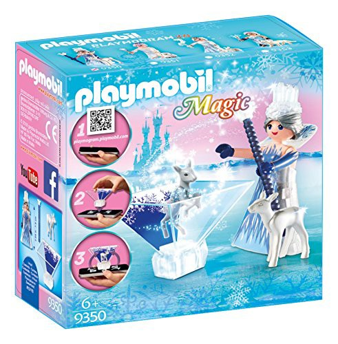 プレイモービルPlaymobil 9350 Ice Crystal Princ...