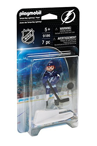 プレイモービルPLAYMOBIL NHL Tampa Bay Lightnin...