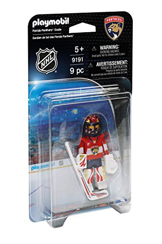 プレイモービルPLAYMOBIL NHL Florida Panthers G...