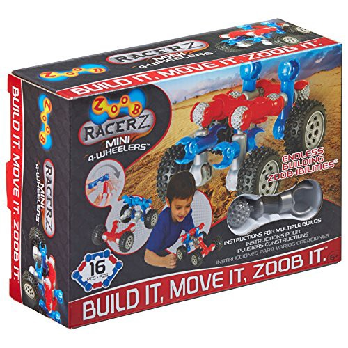 ズーブZOOB RacerZ Mini 4 Wheeler