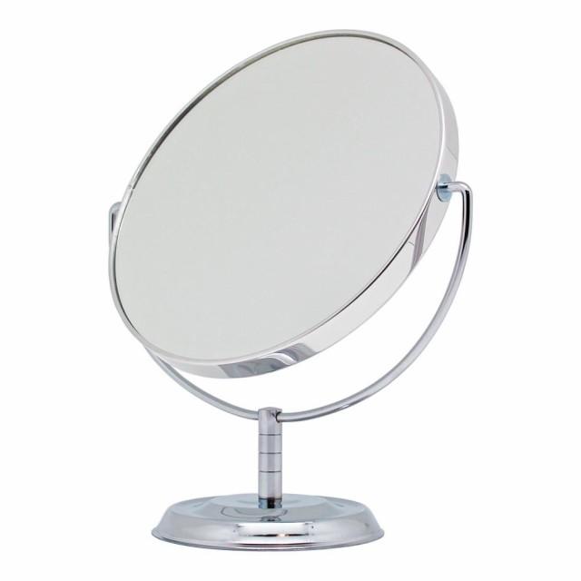 化粧鏡 5倍 拡大鏡 化粧 5倍 卓上メイクミラー 卓...