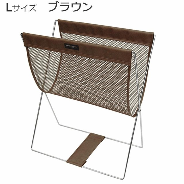 日本製 SAKI サキ サイドワゴン メッシュ×合皮 L...