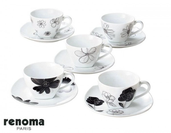 コーヒーカップセット 5客 業務用 コーヒーカッ...