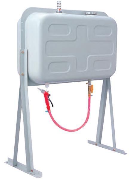 ホームタンク 屋外 灯油タンク 屋外 90リットル ...
