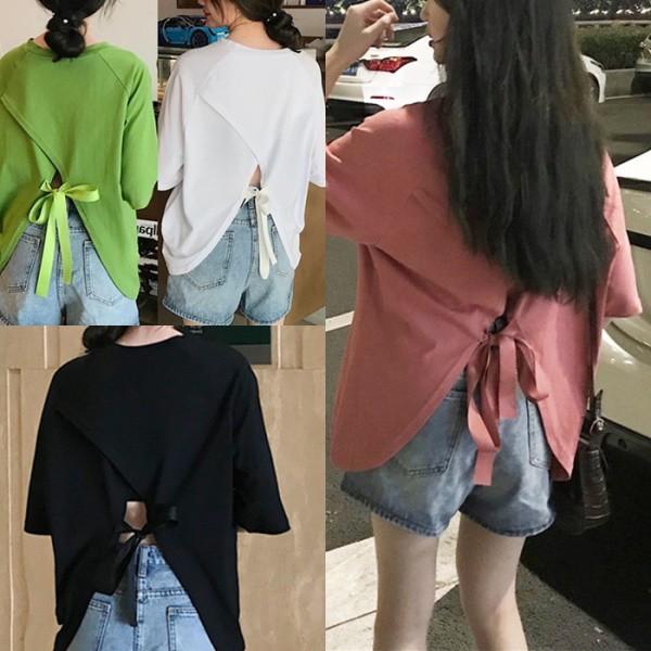tシャツ レディース 夏服 韓国 ファッション レデ...