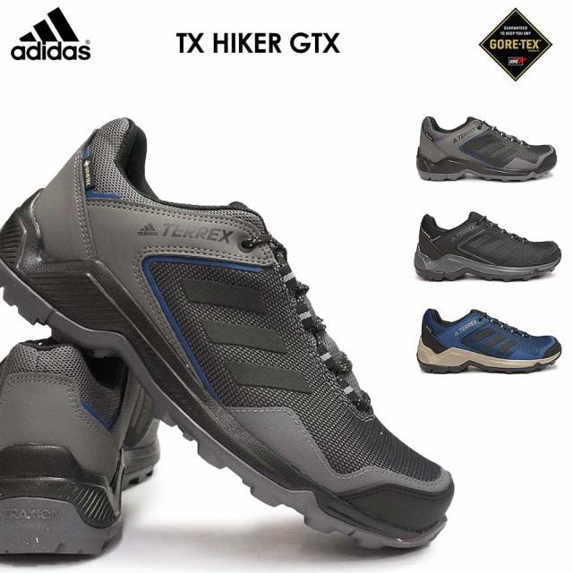150a4df458c82c アディダス スニーカー メンズ テレックス ハイカーGTX 防水 ゴアテックス アウトドアシューズ トレッキング adidas TX HIKER GTX