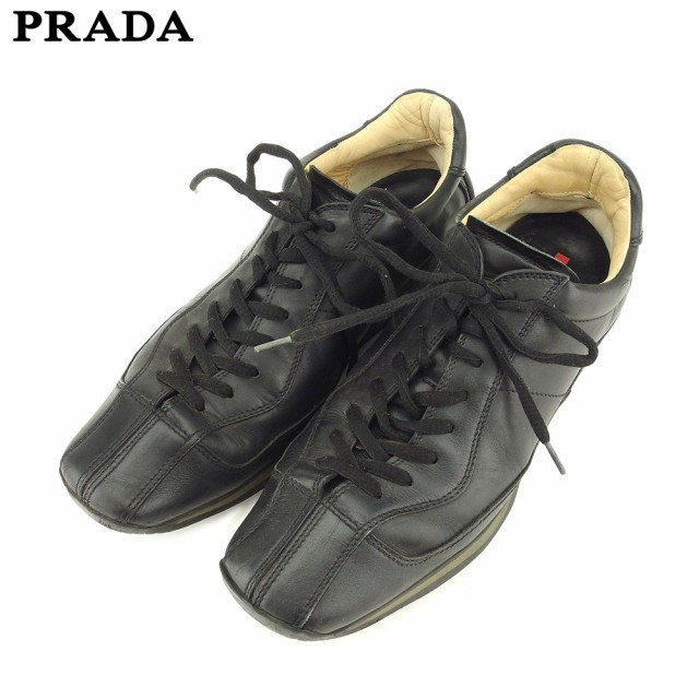 プラダ PRADA スニーカー シューズ 靴 メンズ [中...