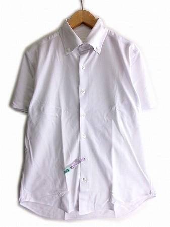 エディフィス EDIFICE シャツ COOL MAX カノコ S/...