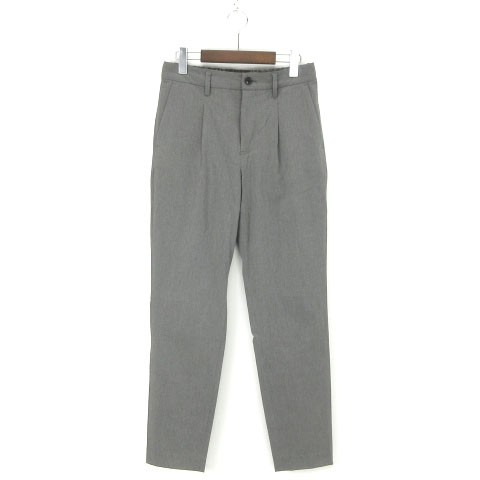 Jeans Factory Clothes スラックス パンツ テーパ...