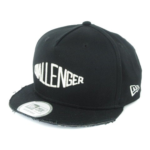 CHALLENGER NEW ERA コラボ CUT VISOR SNAP-BACK ...