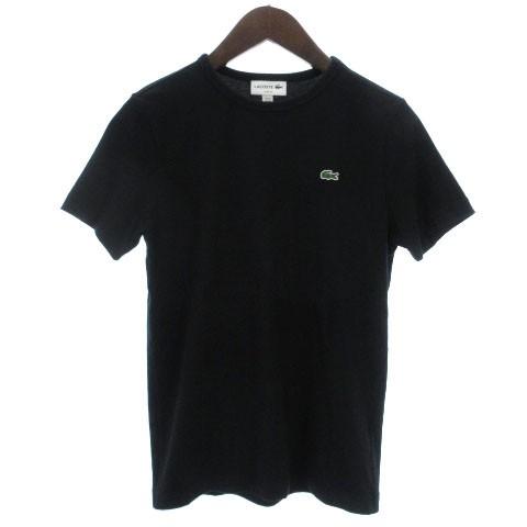 【中古】ラコステ LACOSTE Tシャツ カットソー 半...