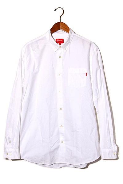 【中古】SUPREME シュプリーム Oxford Shirt ボタ...