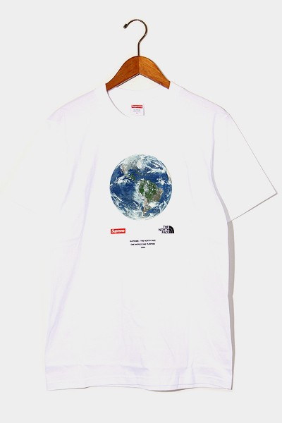 【中古】未使用品 2020SS SUPREME × THE NORTH F...