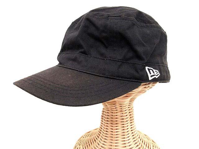 ニューエラ NEW ERA  ワークキャップ 帽子 コット...