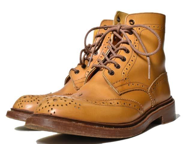 TRICKER'S ブーツ L5180 MALTON モールトン レザ...