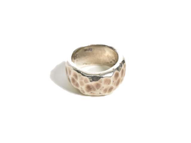 市松 イチマツ リング 指輪 シルバー 925 18.5号 ...
