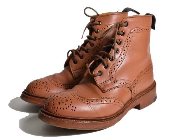 トリッカーズ TRICKER'S ブーツ カントリーブーツ...
