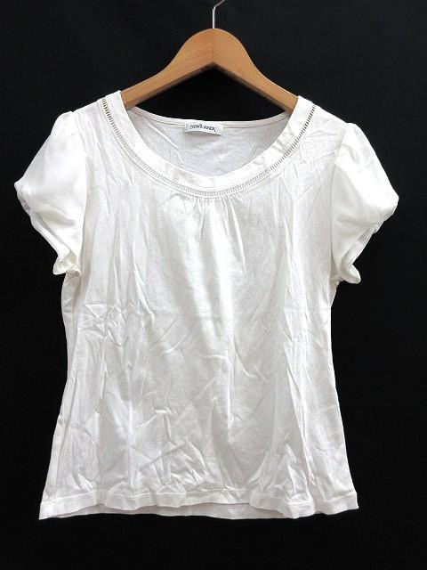 ニューヨーカー NEWYORKER Tシャツ カットソー 半...