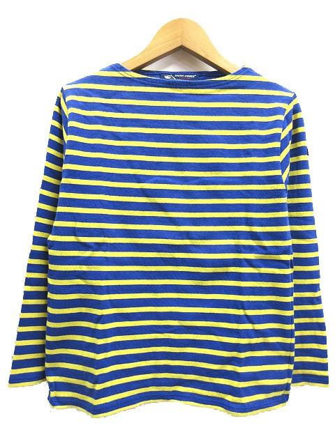 セントジェームス SAINT JAMES バスクシャツ カッ...