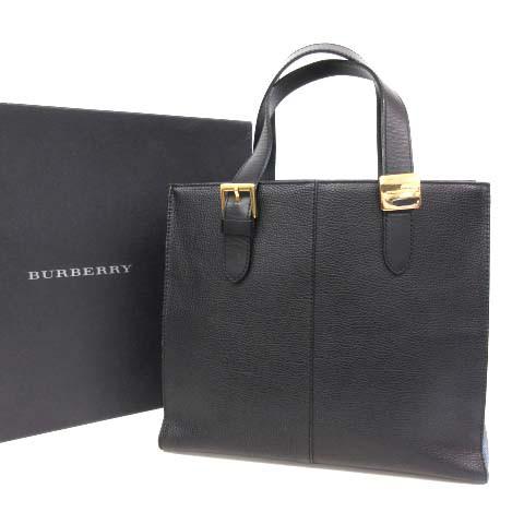 バーバリー BURBERRY トートバッグ ハンドバッグ ...