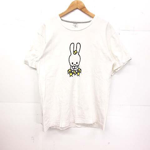キューン CUNE Tシャツ 半袖 PIYO PIYO プリント ...