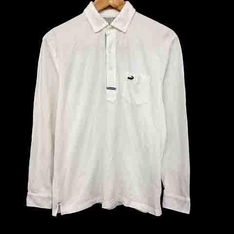 クロコダイル CROCODILE ボタンダウン ポロシャツ...