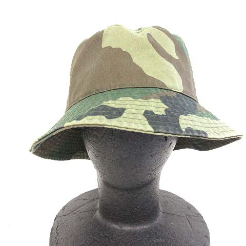 ニューハッタン NEWHATTAN バケットハット 帽子 ...