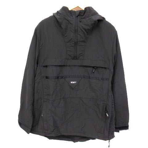 ダブルタップス WTAPS 18AW SBS / JACKET. NYLON....