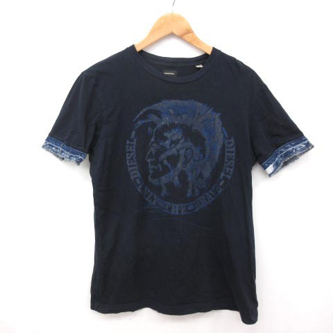 ディーゼル DIESEL Tシャツ プルオーバー カット...
