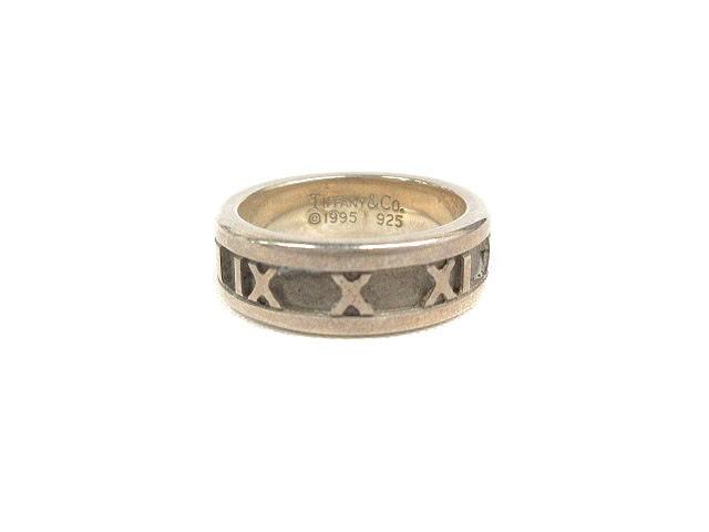 ティファニー TIFFANY & CO. リング 指輪 アトラ...