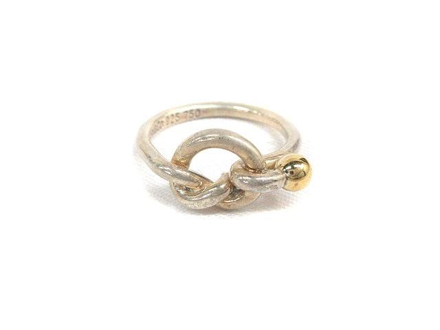 ティファニー TIFFANY & CO. リング 指輪 シルバ...