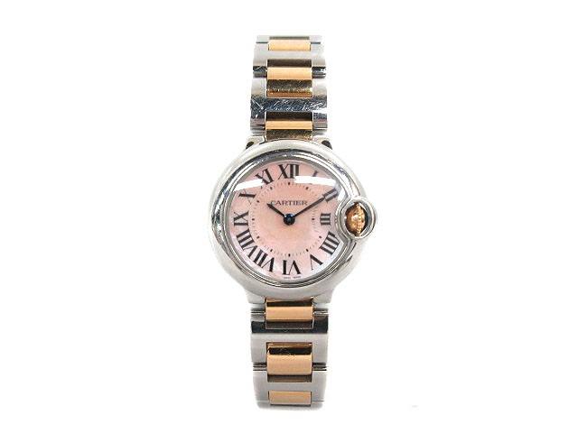 カルティエ Cartier 腕時計 バロンブルー Ballon ...