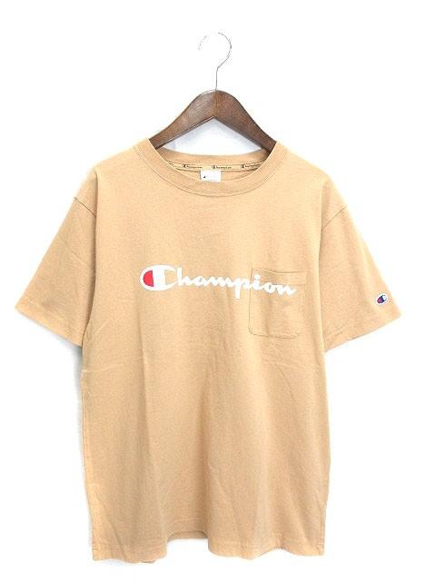 チャンピオン CHAMPION Tシャツ 半袖 ロゴプリン...