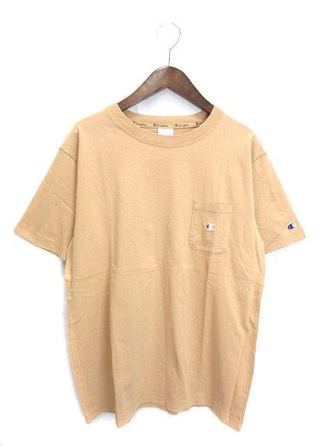 チャンピオン CHAMPION Tシャツ 半袖 ポケット ベ...