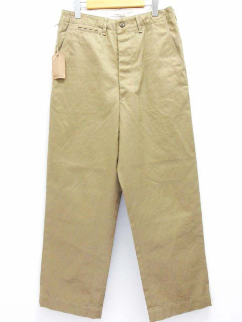 オアスロウ orslow VINTAGE FIT ARMY TROUSERS ヴ...