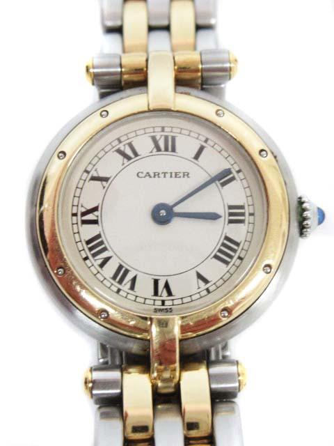 カルティエ Cartier パンテール ヴァンドーム 3ロ...