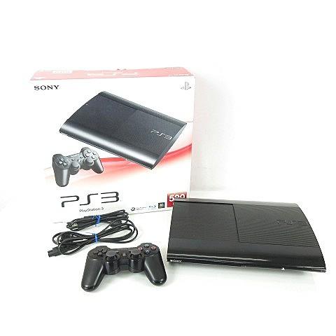 SONY PS3 PlayStation3 本体 CECH-4000C ■O-1804...