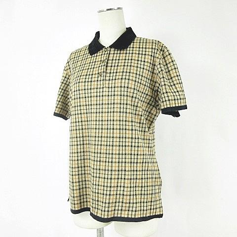ダックス DAKS ポロシャツ シャツ カットソー 半...