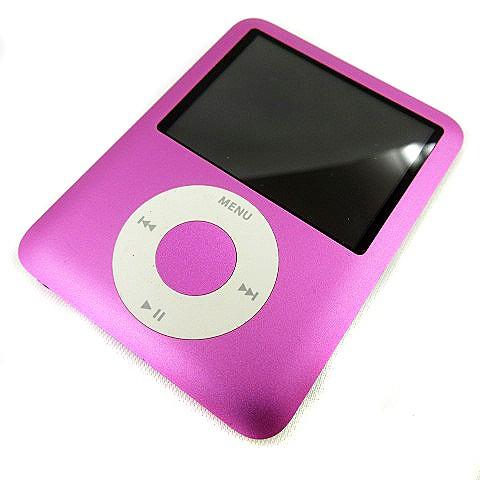 【中古】アップル Apple iPod nano 8GB 第3世代 M...