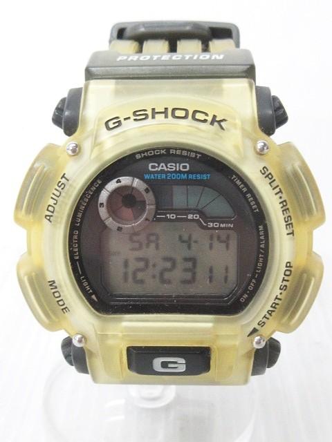カシオジーショック CASIO G-SHOCK DW-9000S-7VT ...