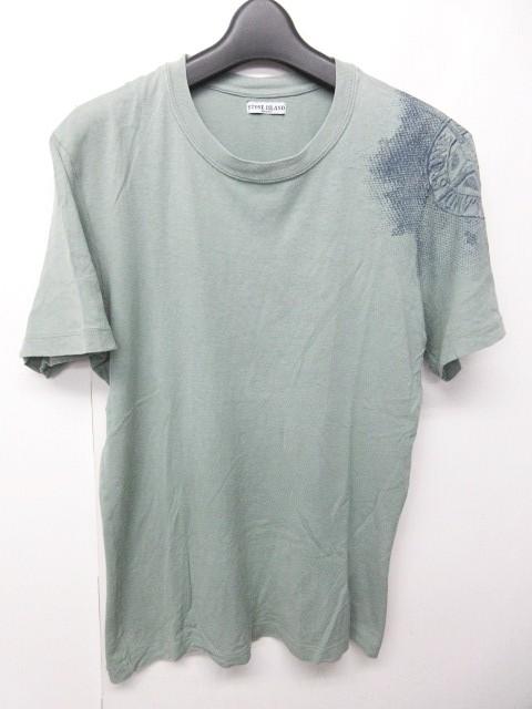 ストーンアイランド STONE ISLAND Tシャツ カット...