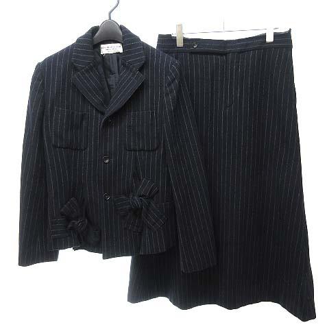 【中古】robe de chambre AD2003 リボン ストライ...
