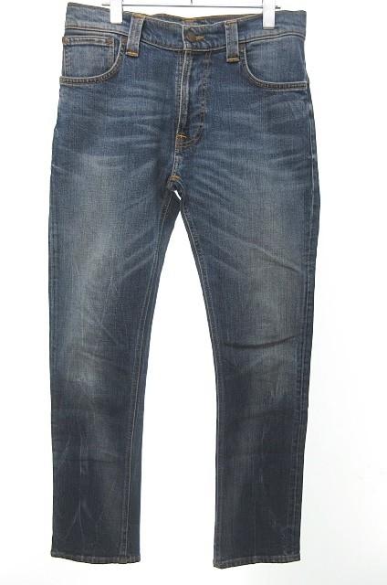 【中古】ヌーディージーンズ nudie jeans デニム...
