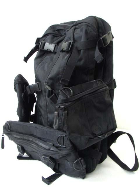 ナイキ NIKE バックパック デイパック リュック ブラック 黒 バッグ 鞄 180622IS メンズ ベクトル【中古】