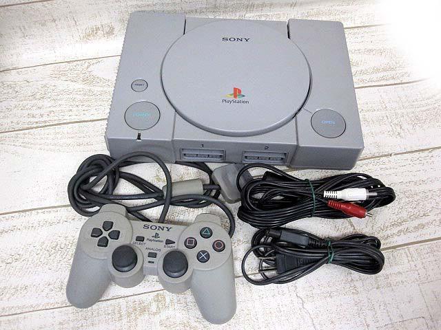 ソニー SONY PS1 PlayStation プレステ1 本体 SCP...