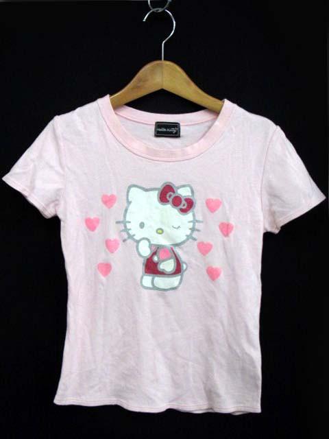ハローキティ Hello Kitty Tシャツ カットソー ラ...